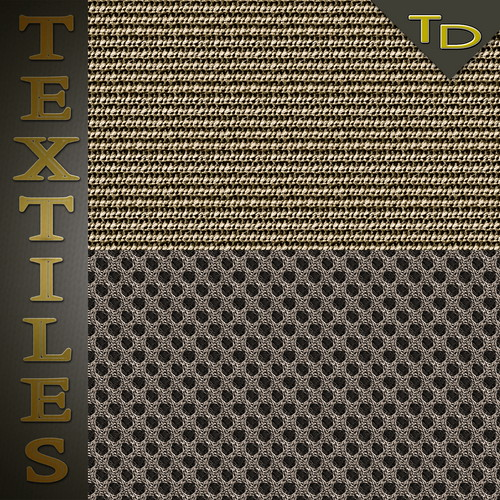 Textile Textures by TanyDi