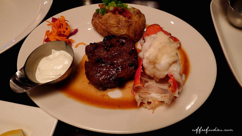 Onyx Steakhouse and Lounge, Port Moody (Suter Brook Village) - Nomss.com | Vancouver Food ...
