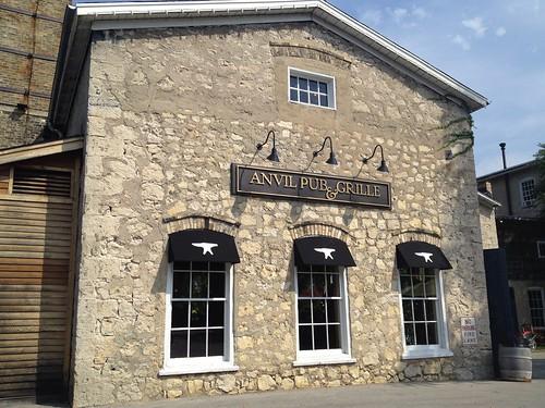 Anvil pub & grille