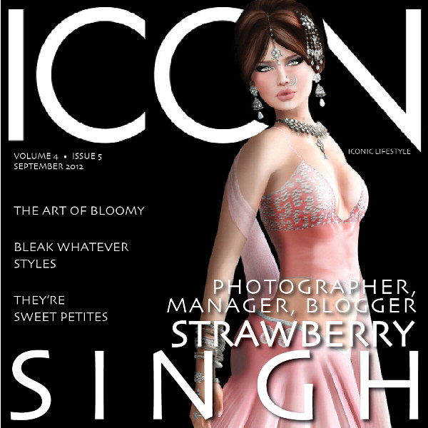 Thank you ICON Magazine!