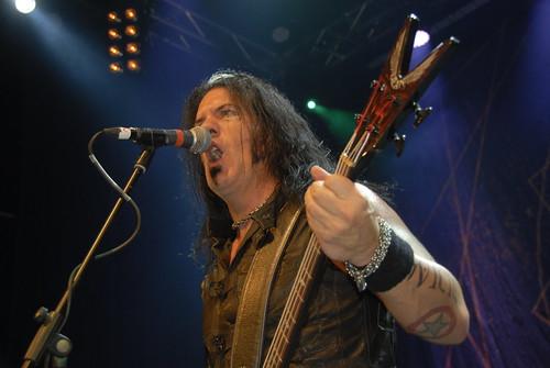 David Vincent of Morbid Angel