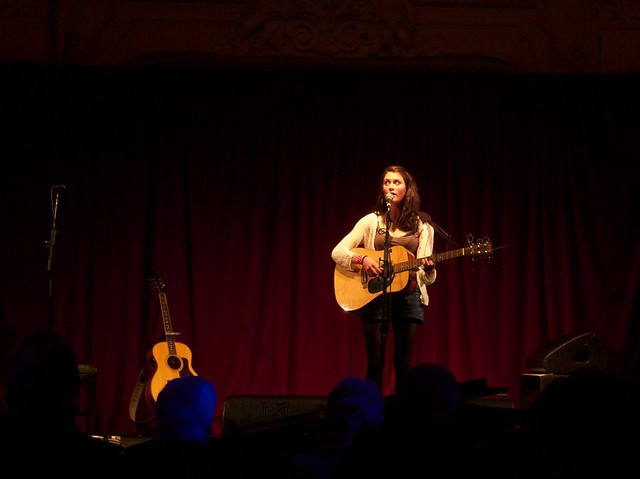 234/366 - Rachel Sermanni at Bush Hall