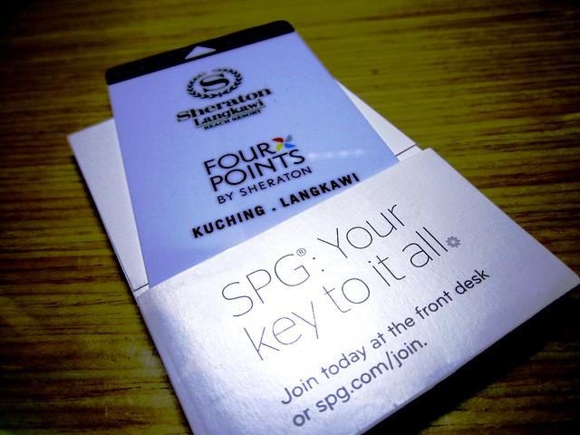 Room key card