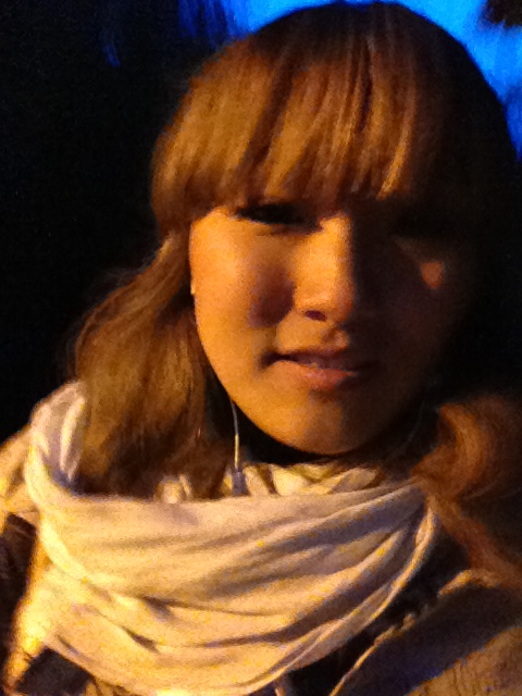 Yanjaa - night walk