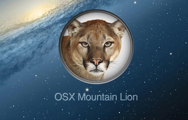 OS X Mountain Lion con buen ritmo de adopción