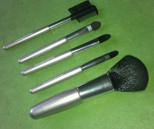 Penshoppe makeup brush set