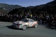 Toyota Célica GT4 - Montecarlo 1993