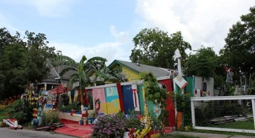 Cleveland Turner's Home, Houston TX
