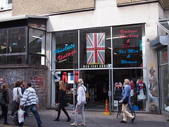 Absolute Vintage, Hanbury Street