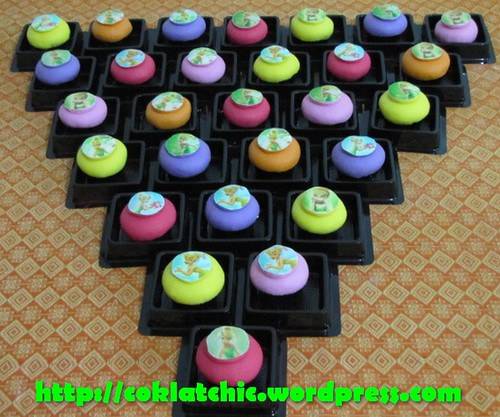 Minicupcake tinkerbell