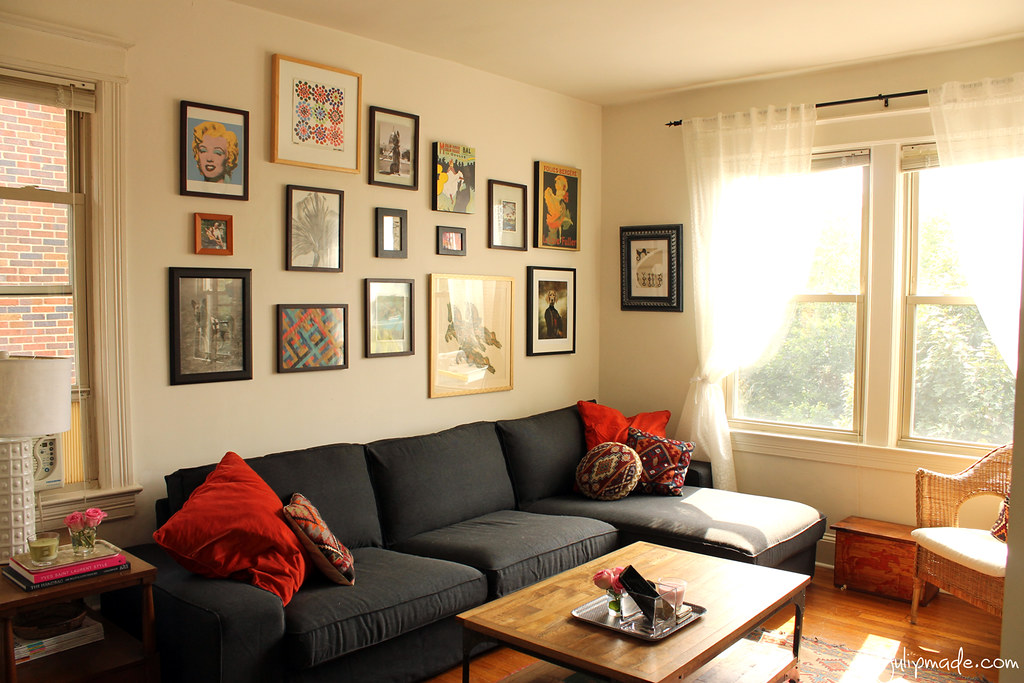 Julip Made Project Apartment The Living Room