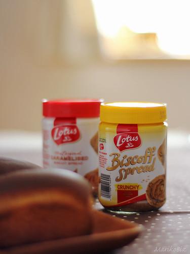 ロータス スプレッド lotus biscoff spread crunchy