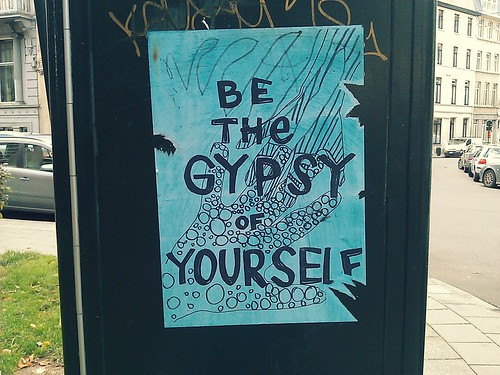 be the gypsy