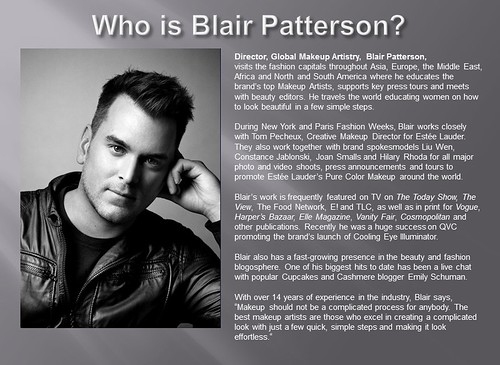 who is blair patterson