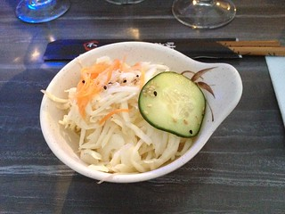 Cabbage tsukemono