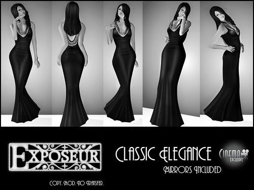 Cinema Exclusive - Classic Elegance