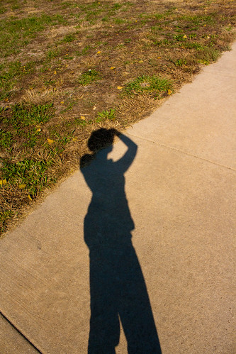 288/366 [2012] - A Shadow of My Former Self by TM2TS