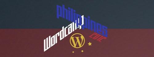 WordCamp Philippines Logo