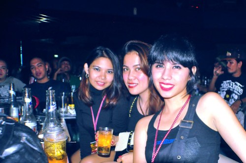 The Chongkeys Girls at Metro Bar - Oct. 17, 2012