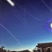 Birds, planes and celestial bodies - Light Trails - 20121026-20121027