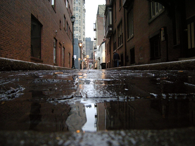 Alley off of Locust Between 12th & 13th