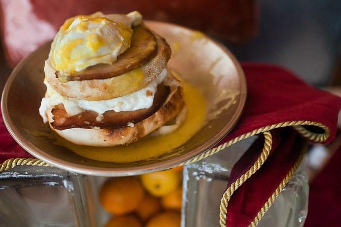 Bad piggies Best Egg Recipes Cookbook, eggs bendict photo by Jackie Alpers
