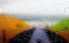 Rainy Morning of Supertubos