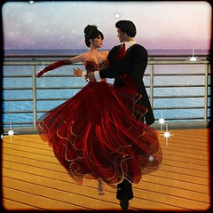A Dance In Red