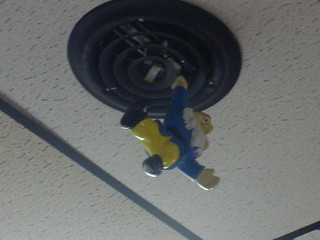 Hanging Gnomes