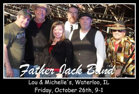 Father Jack Band 10-26-12