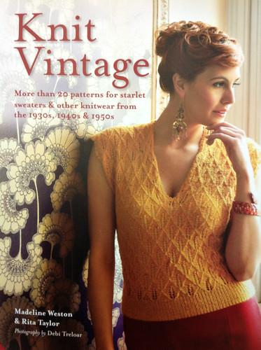 Knit Vintage cover