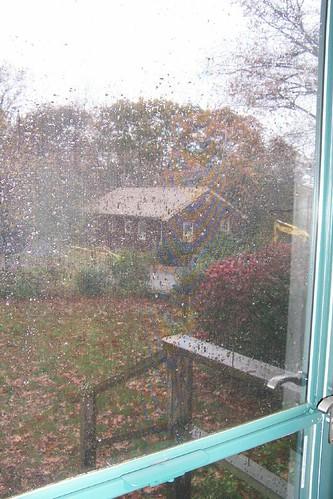 Hurricane Sandy - 8:30 a.m. first day