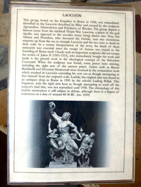 Vatican Museum- Laocoön-001