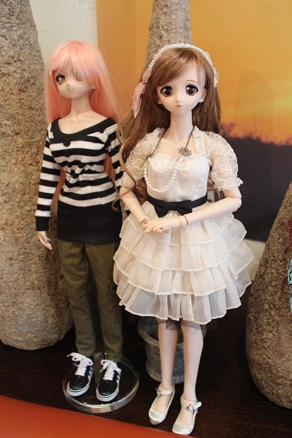 Harumi and Yukino