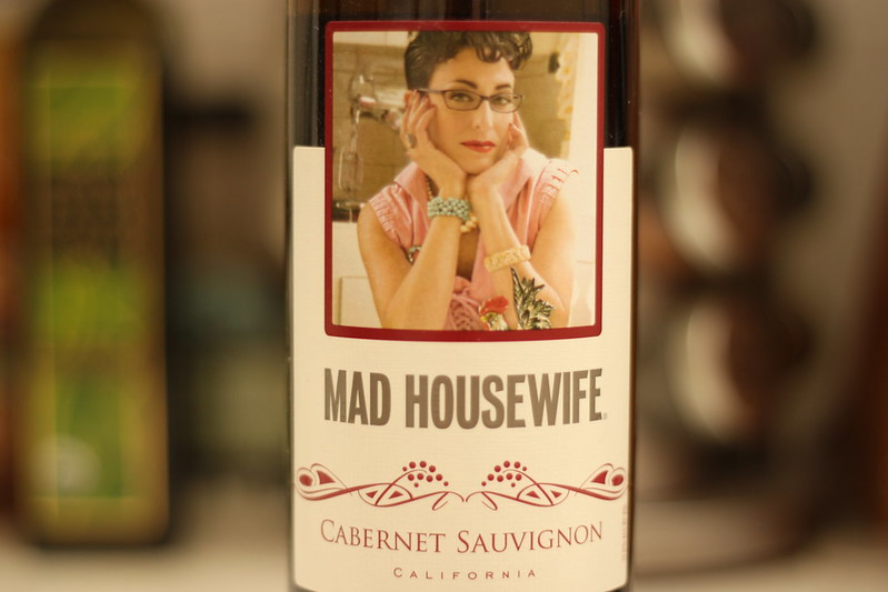 Day 10/365 - Mad Housewife Wine
