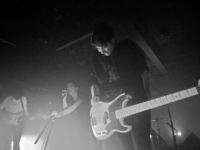 The Savages at Electrowerkz