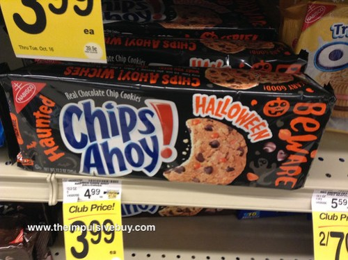 Chips Ahoy Halloween
