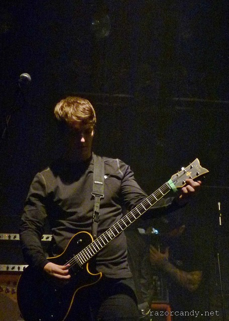 For The Fallen Dreams - 18 Oct, 2012 (1)