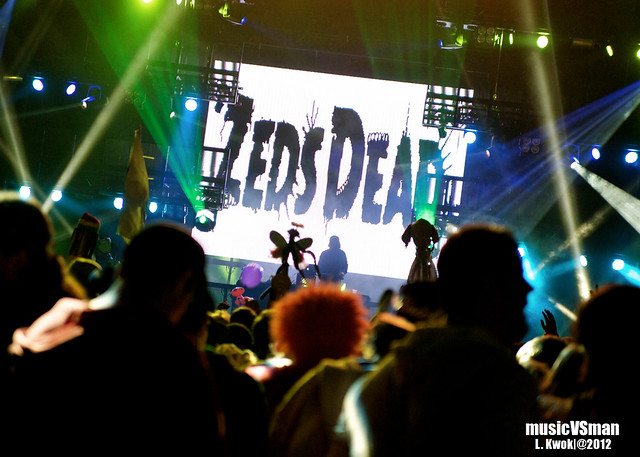 Zeds Dead @ Chaifetz Arena