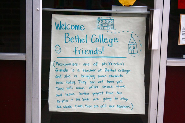 bethel college visitors