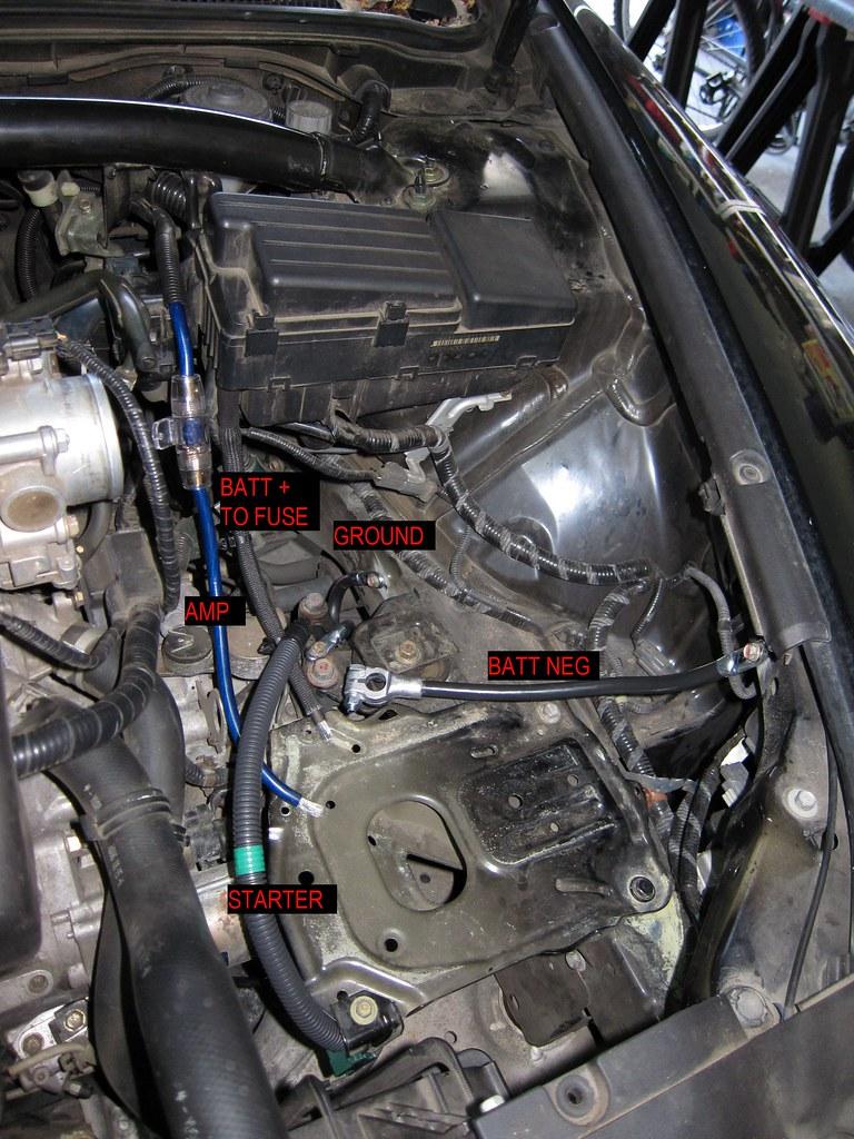 2008 Acura Mdx Fuse Box Diy The Big 3 1 Plus Battery Cable Upgrade Acurazine