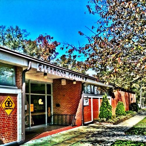Glenwood Recreation Center by Greensboro NC