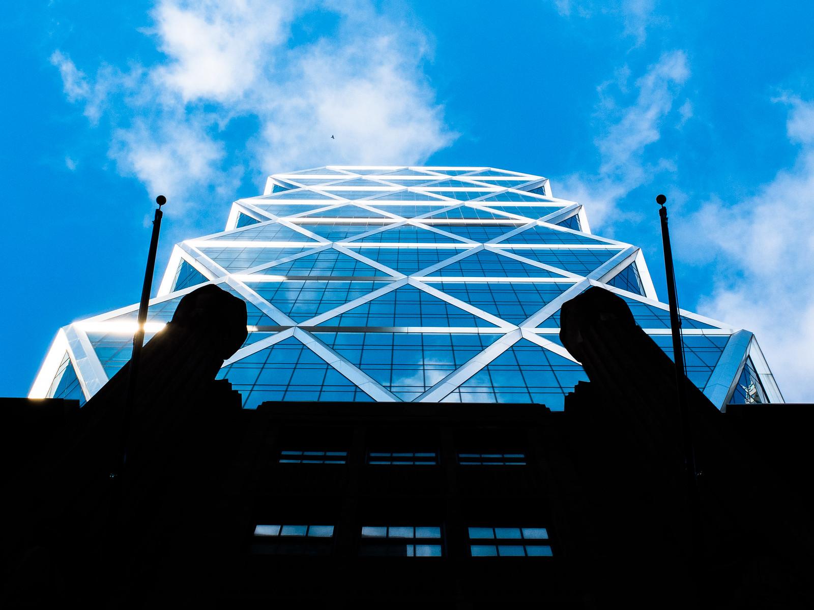 Hearst Tower by wwward0