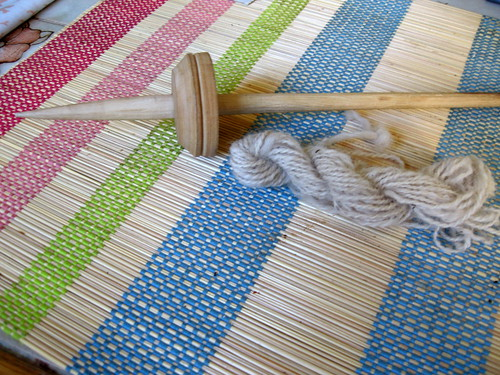 Andean Spinning 1