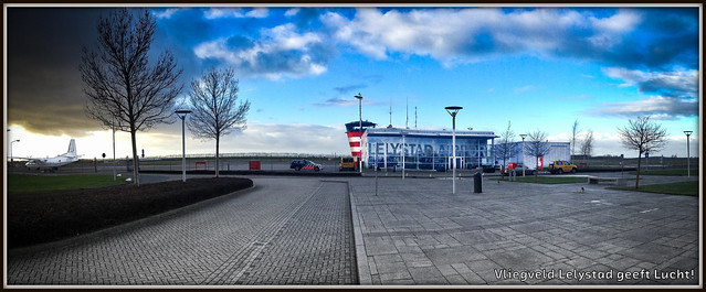 Vliegveld Lelystad geeft Lucht! (02-02-2013).