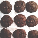Soft Chocolate Stout Cookies