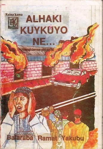 Hajiya Balaraba Ramat Yakubu's novel Alhaki Kuykuyo Ne/Sin is a Puppy Published in translation by Blaft (2/5)