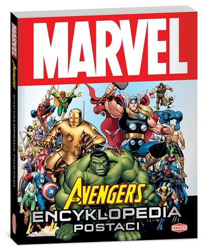 Zapowiedzi wydawnictwa Ameet: The Avengers: Encyklopedia postaci