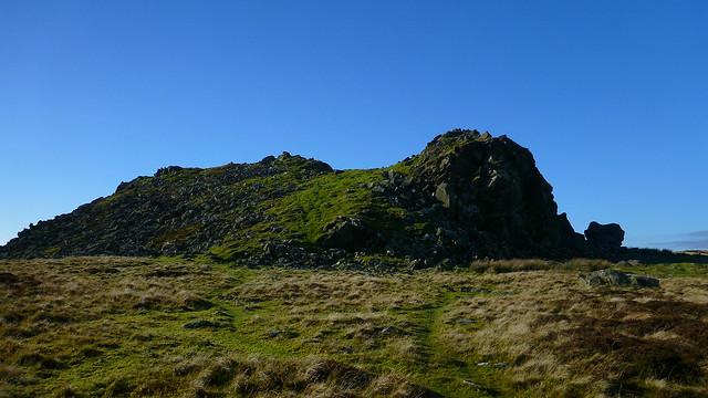 Carn Gyfrwy, Preseli Hills
