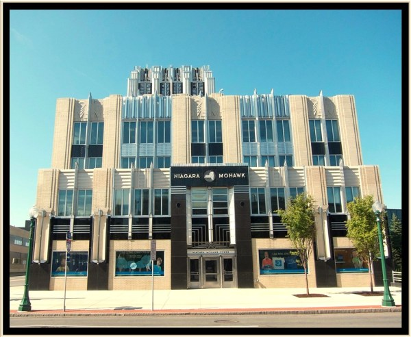 Art Deco Architecture in Syracuse NY